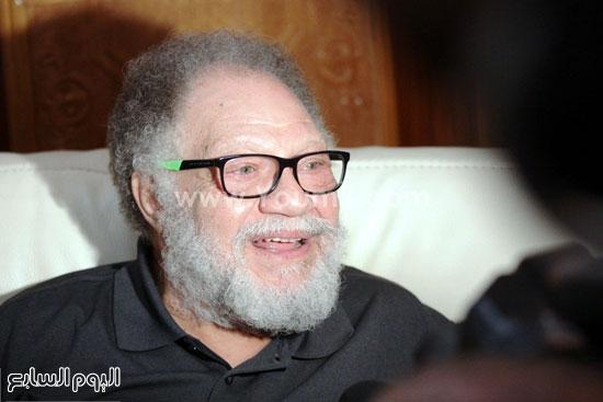الفنان الكبير يحيى الفخرانى -اليوم السابع -6 -2015