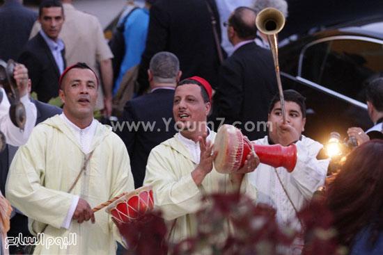 جانب من استقبال ضيوف مهرجان وهران -اليوم السابع -6 -2015
