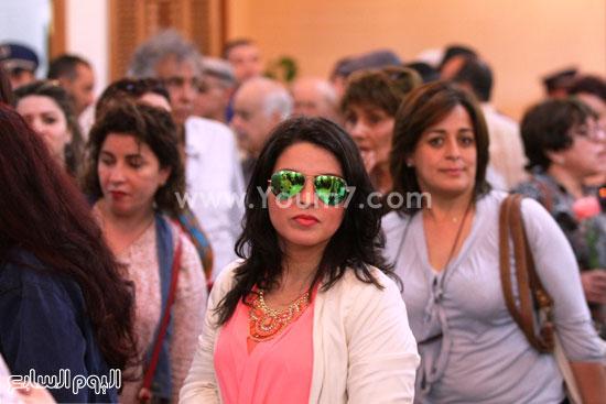 خلال احتفالات مهرجان وهران -اليوم السابع -6 -2015
