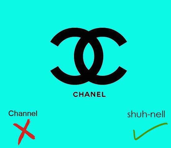 f70715f71 بالصور..كيف تنطق أسماء الماركات الراقية بشكل صحيح..لا إحراج بعد ...