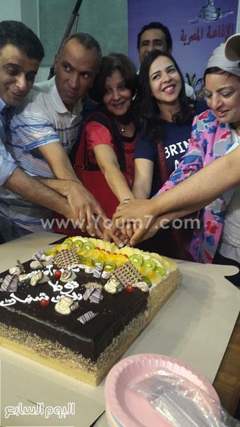 ايمى سمير غانم  -اليوم السابع -6 -2015