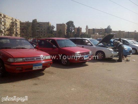 08945cfe9 بالصور.. تعرف على أسعار السيارات المستعملة فى سوق مدينة نصر - اليوم ...