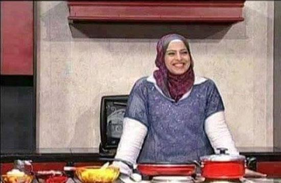 الشيف مى إبراهيم -اليوم السابع -6 -2015