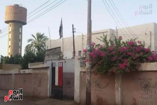 لجان الامتحانات بمركز البدارى بمحافظة أسيوط  (1)