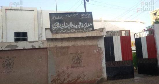 لجان الامتحانات بمركز البدارى بمحافظة أسيوط  (2)