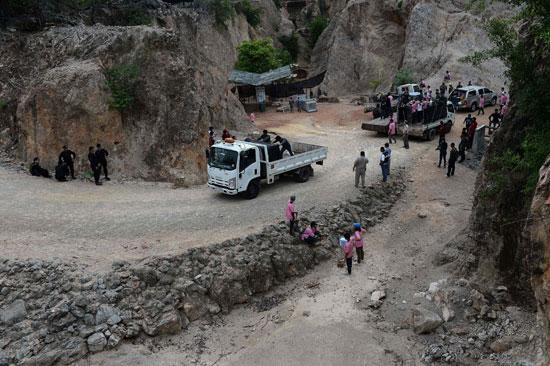 العثور على جثث 40 شبل نمر فى معبد بوذى فى تايلاند (10)