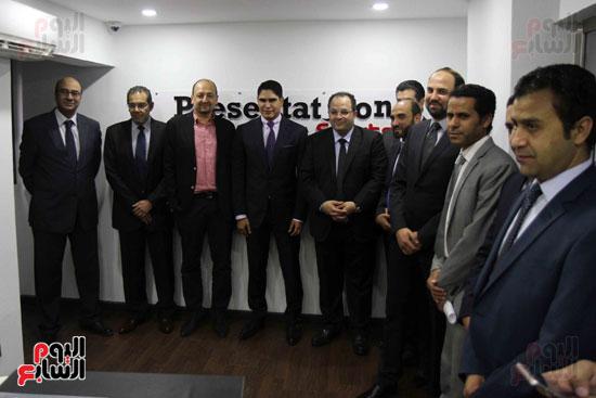 احمد ابو هشيمة إعلام المصريين بريزنتيشن سبورت (4)