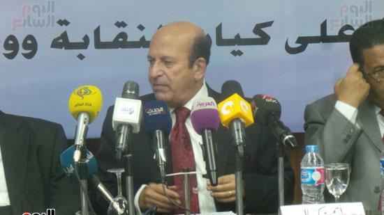 لقاء الأسرة الصحفية (2)