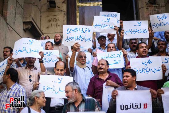 وقفة احتجاجية للاطباء (16)