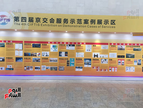 معرض الصين لتجارة الخدمات (8)