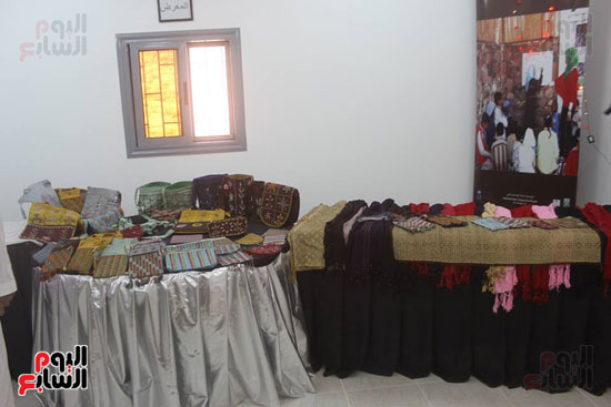 خالد فوده محافظ جنوب سيناء خلال الافتتاح (4)