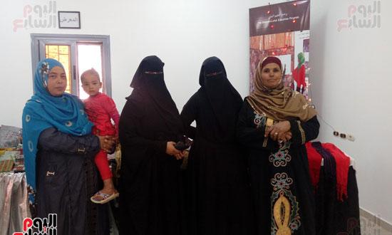 خالد فوده محافظ جنوب سيناء خلال الافتتاح (5)