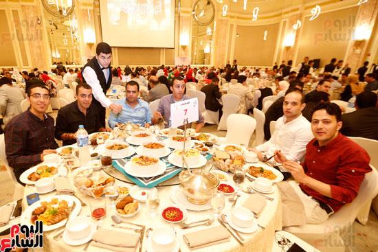 حفل افطار اليوم السابع (8)