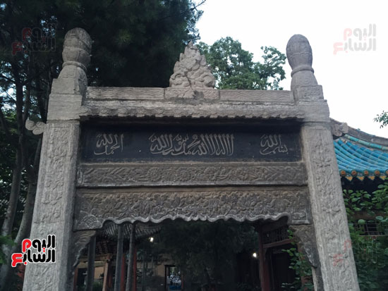 -المسجد-الكبير-بالصين-(10)