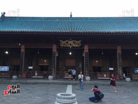 -المسجد-الكبير-بالصين-(13)