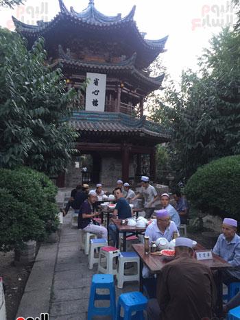 -المسجد-الكبير-بالصين-(8)