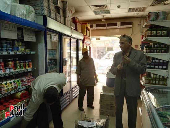 عبد المنعم السباعي، وكيل التموين، الاقصر ، الشركه المصريه لتجاره السلع الغذائيه بالجمله (4)