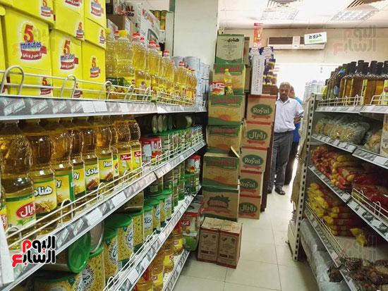 عبد المنعم السباعي، وكيل التموين، الاقصر ، الشركه المصريه لتجاره السلع الغذائيه بالجمله (20)