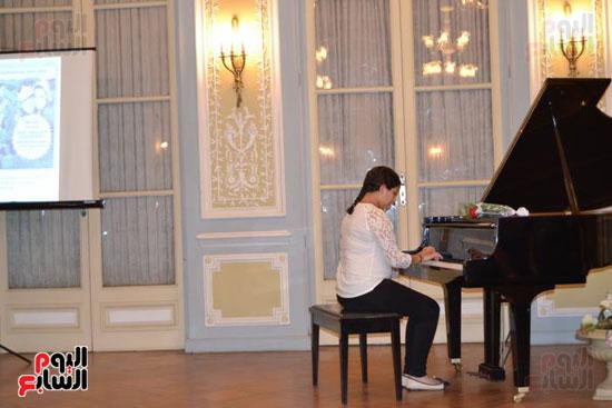 حفل موسيقى بالمركز الثقافى الروسى بالإسكندرية (1)