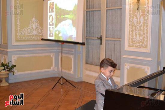 حفل موسيقى بالمركز الثقافى الروسى بالإسكندرية (3)