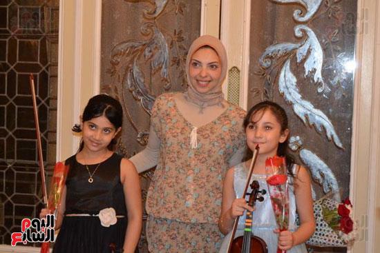 حفل موسيقى بالمركز الثقافى الروسى بالإسكندرية (12)