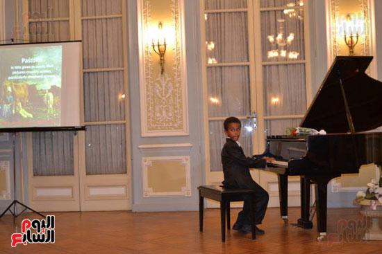 حفل موسيقى بالمركز الثقافى الروسى بالإسكندرية (16)