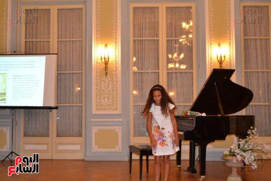 حفل موسيقى بالمركز الثقافى الروسى بالإسكندرية (4)