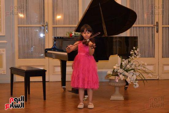 حفل موسيقى بالمركز الثقافى الروسى بالإسكندرية (8)