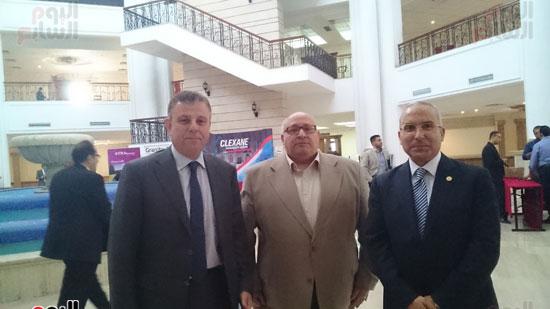انطلاق فعاليات المؤتمر السنوى لقسم التخدير بجامعة عين شمس (1)
