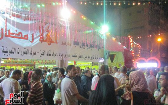 جولة عادل الغضبان محافظ بور سعيد (6)