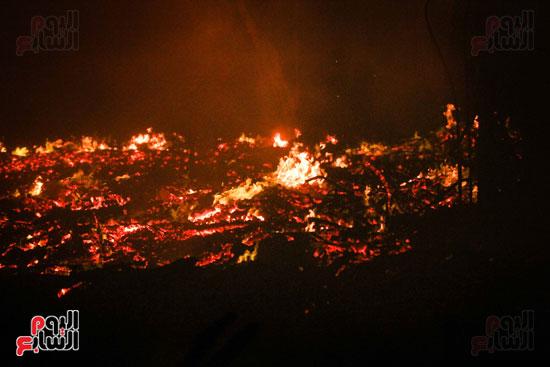 حريق  مدينة السينما بشارع الهرم (16)