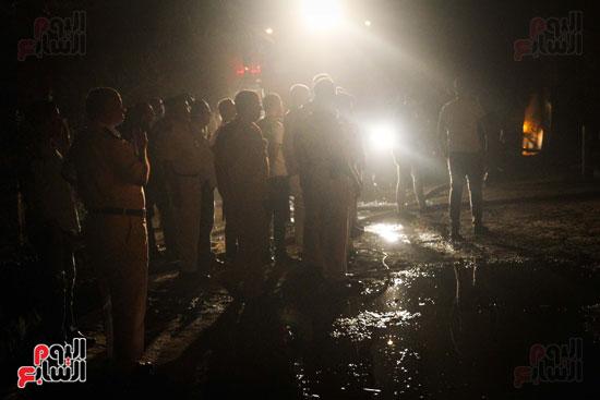 حريق  مدينة السينما بشارع الهرم (22)