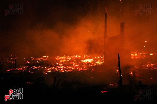 حريق  مدينة السينما بشارع الهرم (24)