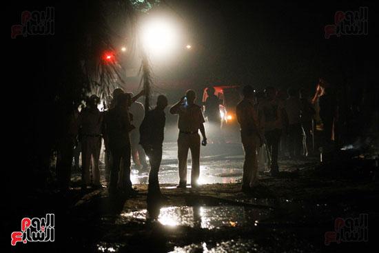 حريق  مدينة السينما بشارع الهرم (26)