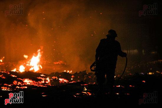 حريق  مدينة السينما بشارع الهرم (29)