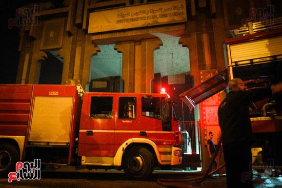 حريق  مدينة السينما بشارع الهرم (36)