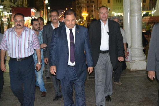 اللواء أحمد ضيف صقر، محافظ الغربية (5)