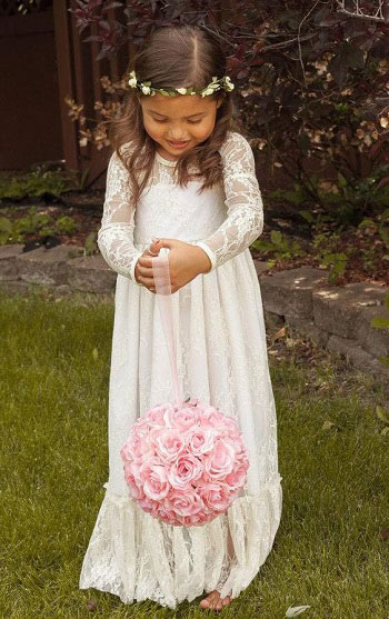 26768b748 لو عندك مناسبة فى العيد.. بالصور.. فساتين أطفال تظهر ابنتك كأميرة ...