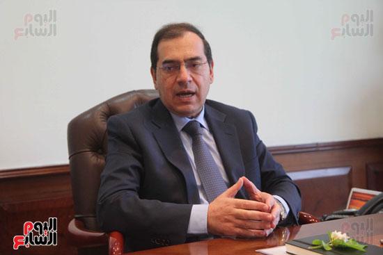 المهندس طارق الملا  - وزير البترول (4)