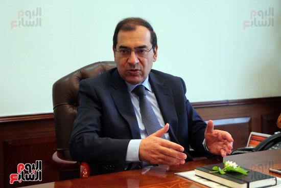 المهندس طارق الملا  - وزير البترول (5)