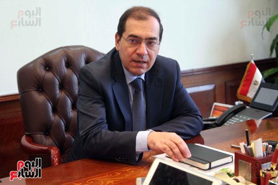 المهندس طارق الملا  - وزير البترول (7)