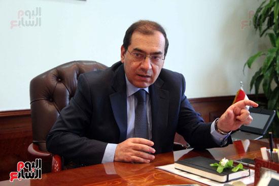 المهندس طارق الملا  - وزير البترول (8)