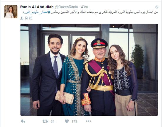 الملكه رانيا (2)