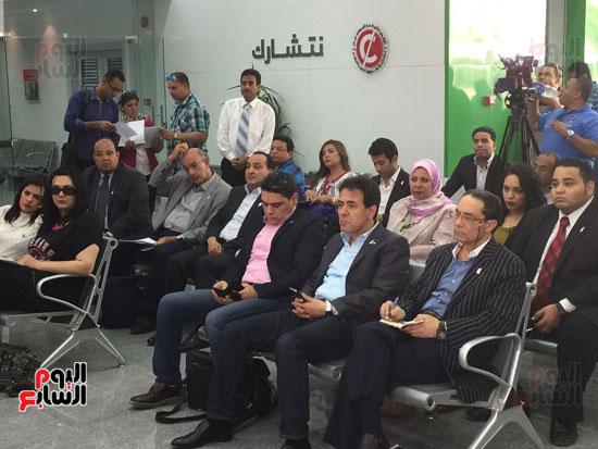 صندوق تحيا مصر يفتتح مركز لعلاج فيرس سى  (12)