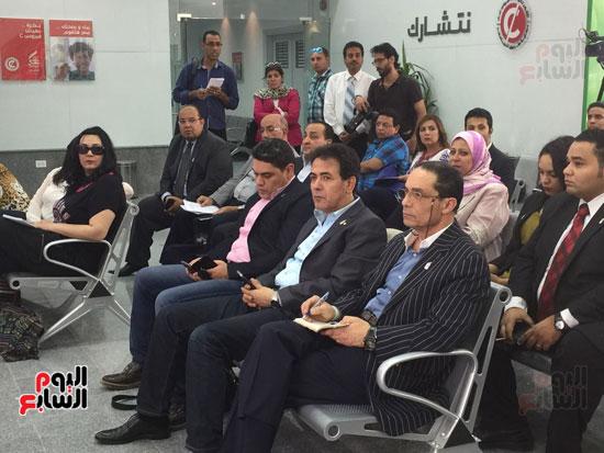 صندوق تحيا مصر يفتتح مركز لعلاج فيرس سى  (14)