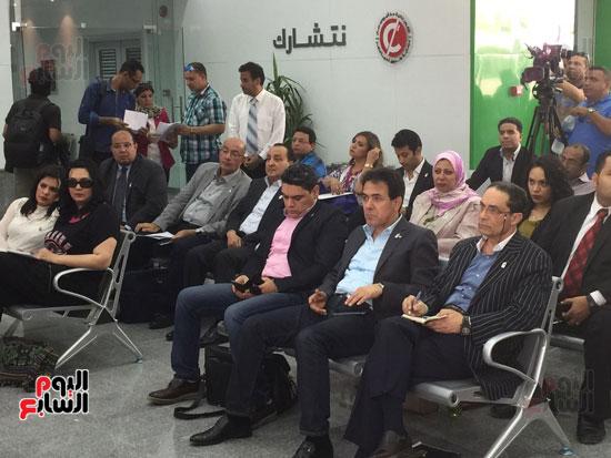 صندوق تحيا مصر يفتتح مركز لعلاج فيرس سى  (3)