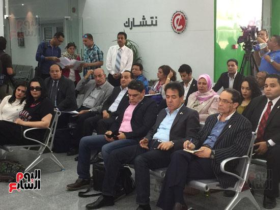 صندوق تحيا مصر يفتتح مركز لعلاج فيرس سى  (5)