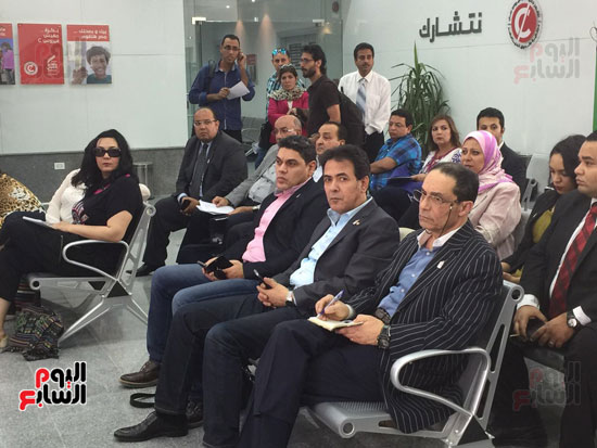 صندوق تحيا مصر يفتتح مركز لعلاج فيرس سى  (7)