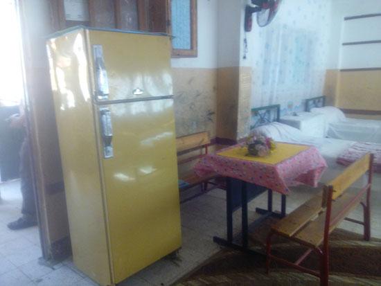 توفير احتياجات المراقبين والملاحظين للامتحانات باستراحة فوه فى كفر الشيخ (6)
