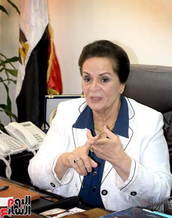 حوار مع لمهندسة نادية عبده نائب محافظ البحيرة (2)